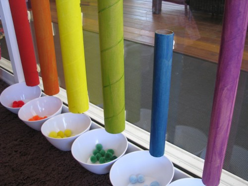 colour activities for kids