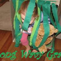 activity ideas for we're going on a bear hunt