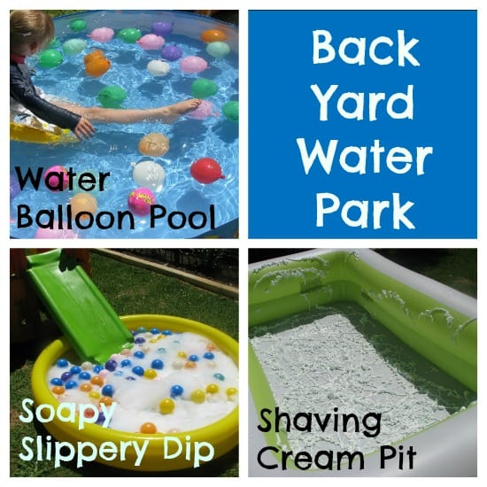 Back Yard Water Park