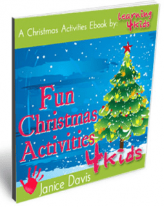 Fun Christmas Activities 4 Kids EBook