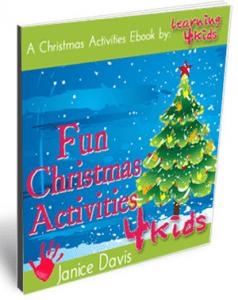 Fun Christmas Activities 4 Kids EBook