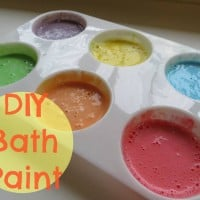 DIY Bath paint