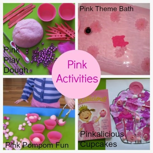 Learning Colours Pink Learning 4 Kids