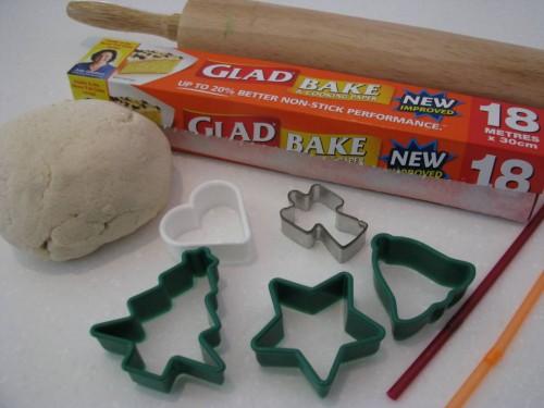 How To Make Sour Dough Christmas Decorations : Salt dough christmas decorations learning kids
