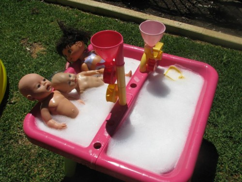 water play ideas for at home