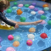 back yard summer fun ideas