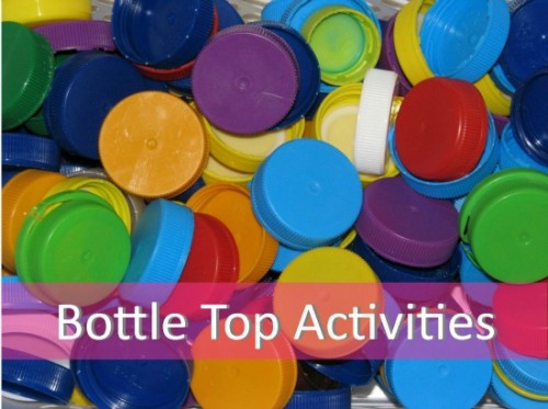Bottle Top Activities