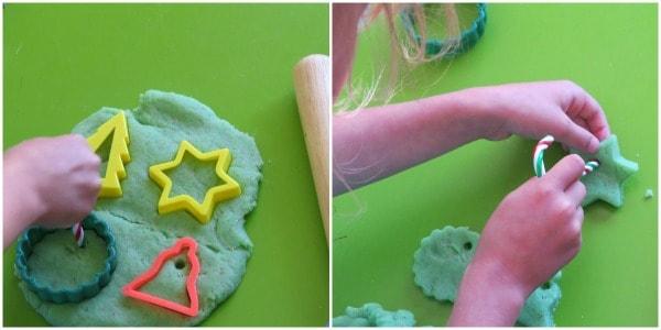 Christmas Play Dough Ornaments 3