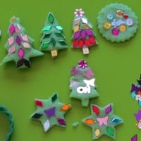Christmas Play Dough Ornaments 5