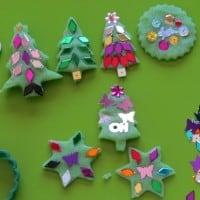 Christmas Play Dough Ornaments 5