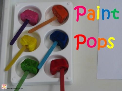 Paint Pops