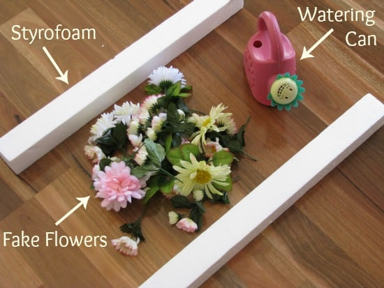 garden, spring and flower play ideas