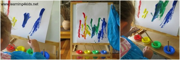 Easel Play Prompt - Painting 1