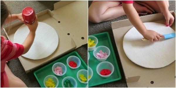 elt Pizza Imaginative Play
