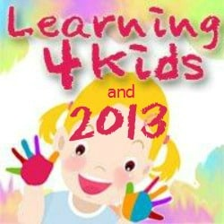 learning4kids and 2013
