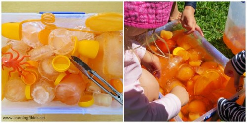 Orange Ice Box 1