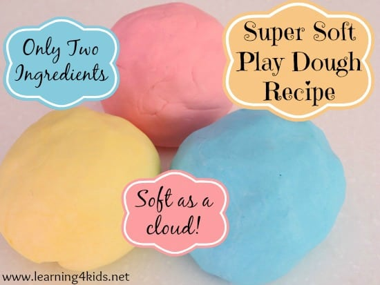 Cornflour Play Dough