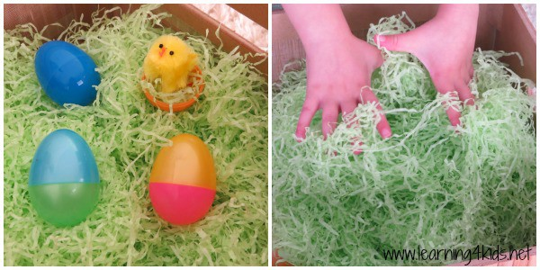 Easter Theme Activities
