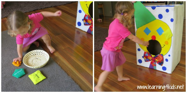 Gross Motor Activities for Kids