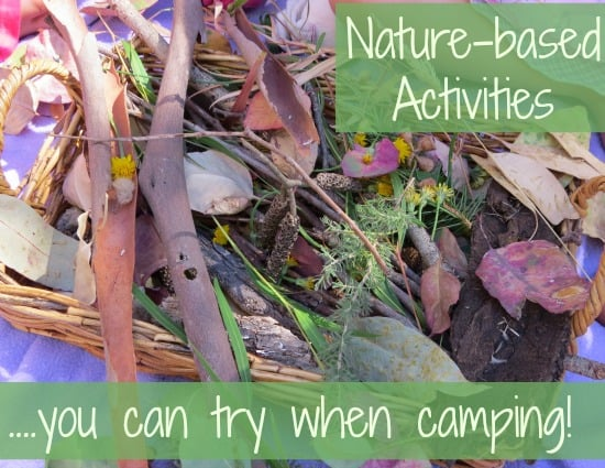 Nature Based Activities