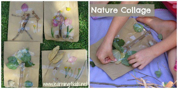 Nature Collage