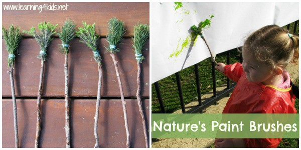 nature based activities for family grampouts