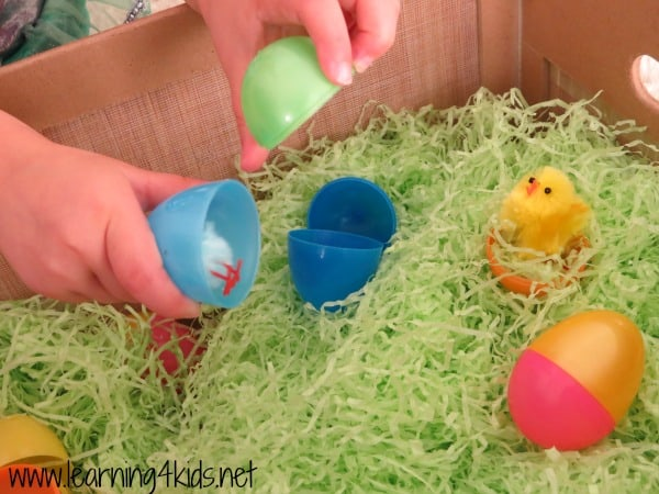 Pretend Play Easter Theme Ideas