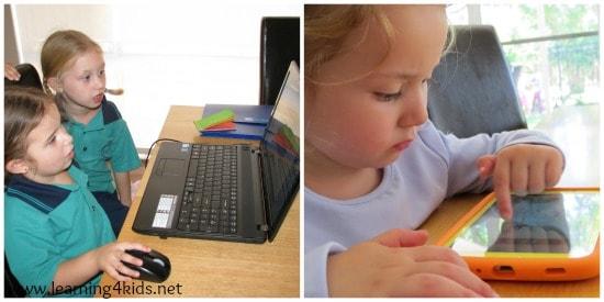 Benfits of Technology for Children