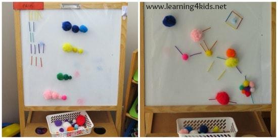 Learning Opportunites Sticky Easel