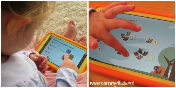 Samsun Galaxy Tab 3 Kids 1