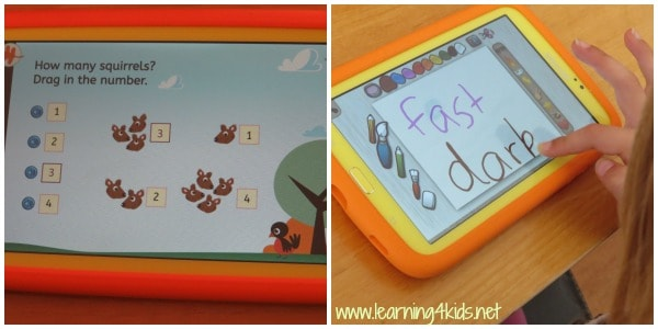 Samsung Galaxy Tab 3 Kids 3