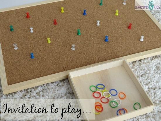 Invitation to play
