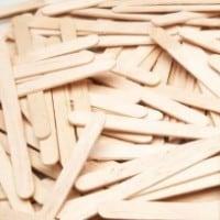 Plain Craft Sticks Pack of 1000