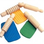 Buy Wooden Play Dough Rolling Pins Online