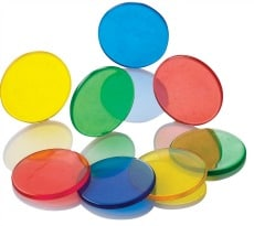 Buy Transparent Counters Online