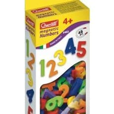 Quercetti Magnetic Numbers Set of 48