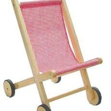 Santoys Wooden Stroller