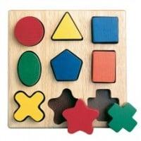Buy wooden shape puzzles online
