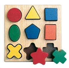 Buy wooden shape puzzles online
