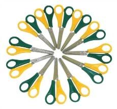 Kindergarten Scissors Left Handed