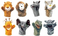Buy hand puppets online