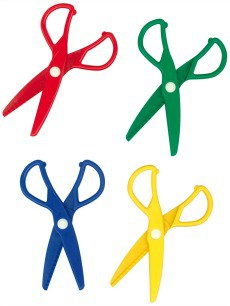Play Dough Scissors