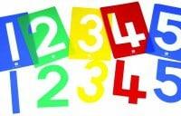 Buy Numbers Stencils Online