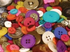 Buy Bucket-O-Buttons 500g Online