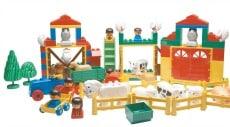 COKO Farm Set 121 Pieces