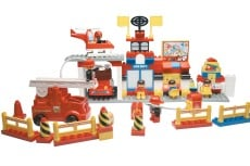 Coko Fire Department 115 Pieces