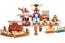 Coko Fire Department 115 Pieces