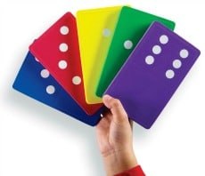 Buy Jumbo Foam Dominoes Online