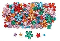 Sparkling Flower Jewels
