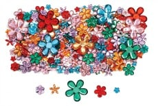 Sparkling Flower Jewels